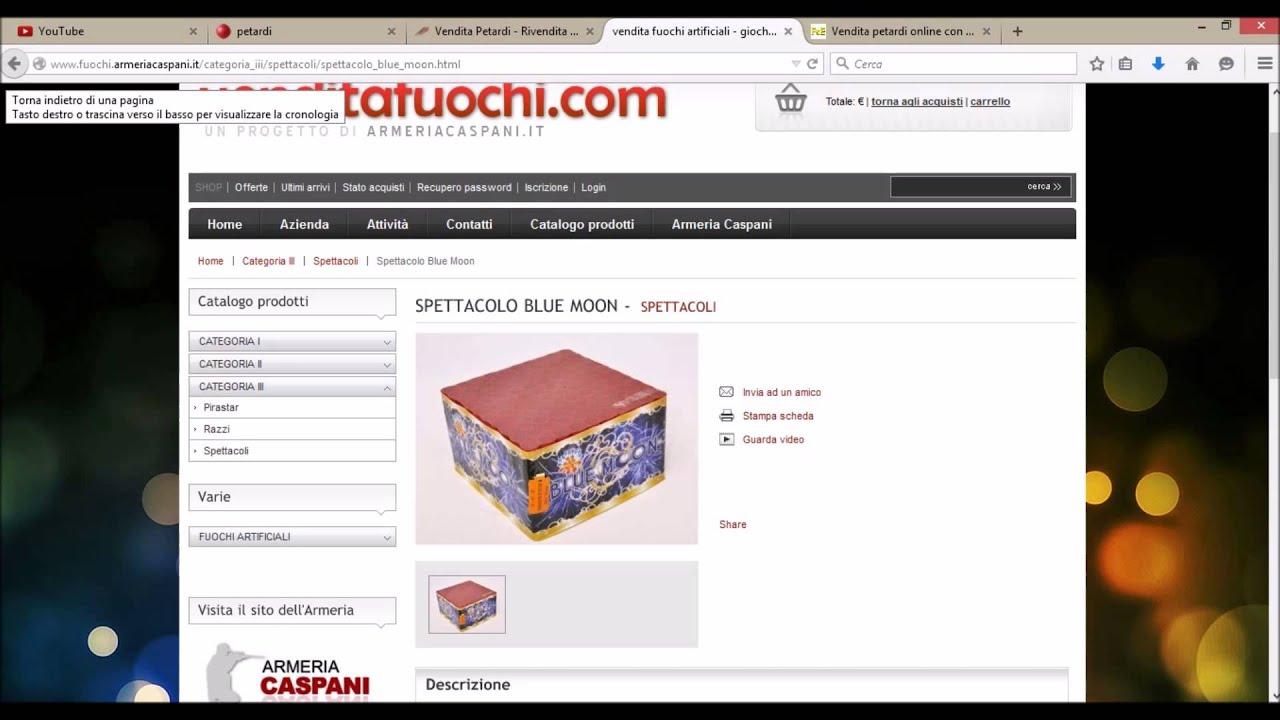 sale uk new collection half off Siti sicuri e non, per comprare petardi online