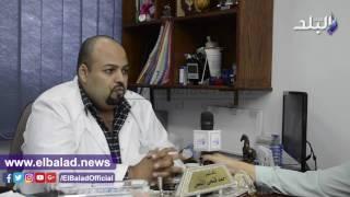 بالفيديو.. تعرف على كيفية تعامل 'طبيب الأسنان' مع مريض الكيماوي والسكر