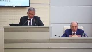 Минниханов – МВД: «До сих пор не раскрыты погромы татарских кладбищ»