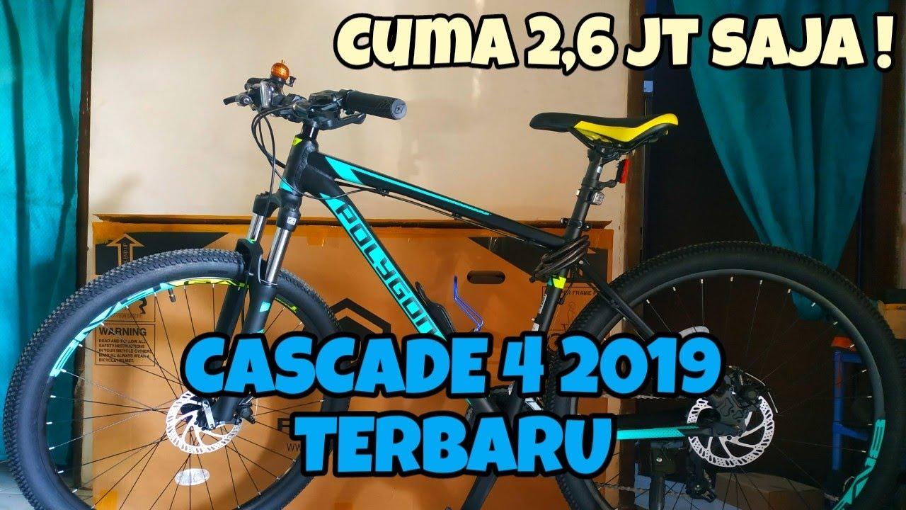 Review polygon cascade 4 2019 YouTube