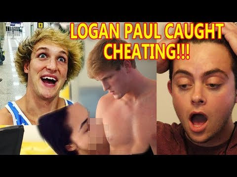 Logan Paul CHEATED on Chloe Bennet ? **NOT CLICKBAIT** | To Catch a Cheater