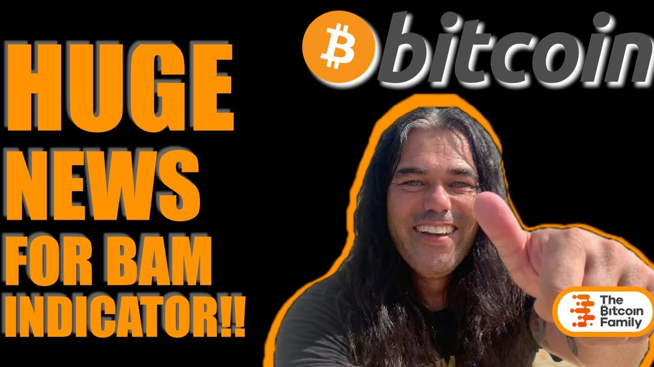 HUGE NEWS FOR THE DIDI BAM INDICATOR!!! You can now start earning BTC!