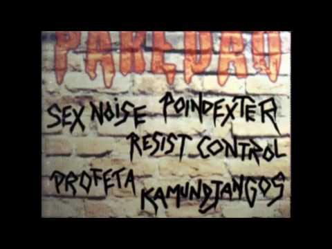 Paredão  Coletânea 1995 Punk Rock, Hardcore, RapCore