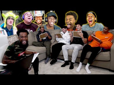 GUESS THAT POPULAR YOUTUBER LAUGH CHALLENGE! Feat 2Hype! PAINFUL STIPULATIONS