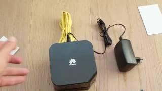 Т-Мобайл homenet коробка / Хуавей E5170