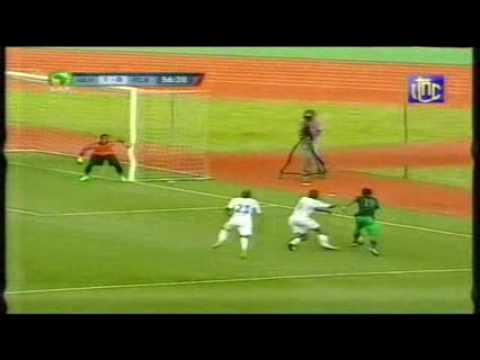 V.CLUB vs Royal Léopard 1 - 0 but de ETEKIAMA