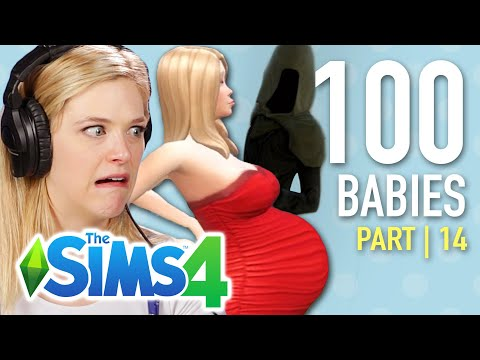Single Girl Meets The Grim Reaper In The Sims 4 | Part 14