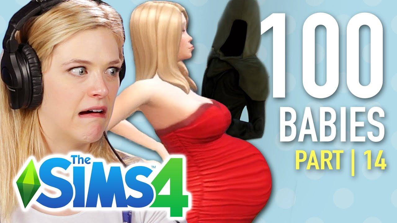 Ein Mädchen Trifft Den Sensenmann In Den Sims 4 Teil 14 Video