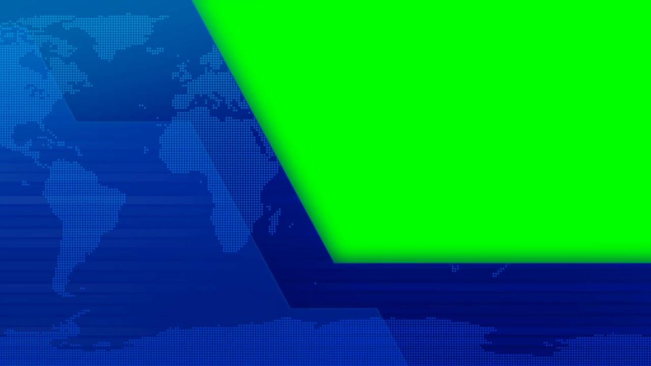 sony vegas 15 news templates in green screen 1080p60 highest