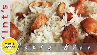 Rajasthani Gatte ka Pulao - Rice Recipe in Hindi - Ep-43