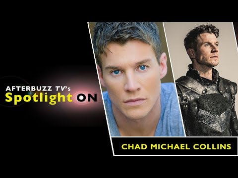 Chad Michael Collins   AfterBuzz TV's Spotlight On
