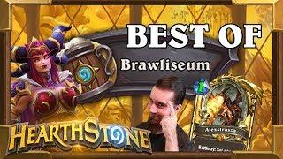 Best Of Brawliseum - Miniature Warfare | Hearthstone