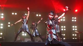 "【UME★Mash】""Elevator Girl ""  Darkside BABYMETAL New song"