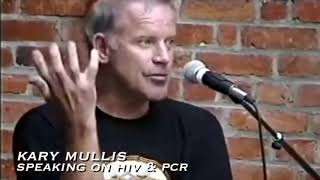 PCR Test Inventor - Kary Mullis: Explains PCR and HIV - #Kontrol19