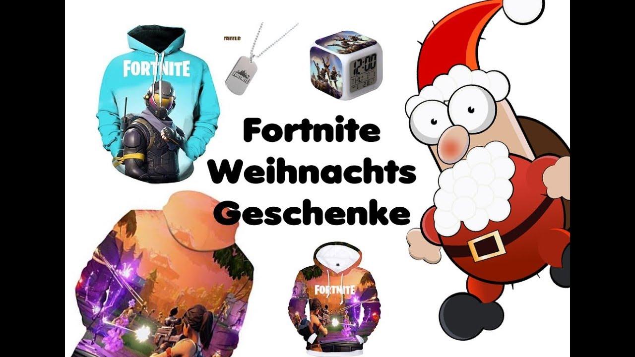 Fortnite Weihnachtsgeschenke / Geschenkideen für Fornite-Gamer - YouTube