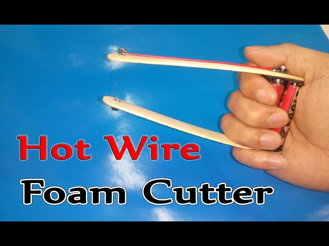 Hot Wire Foam Cutter: 15 Steps (with Pictures)