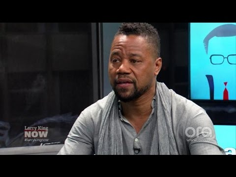 Why It Took Cuba Gooding, Jr. A Month To Recover From Playing O.J. | Larry King Now | Ora.TV