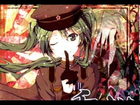 Miku Hatsune Append Dark - Senbonzakura ~Piano Ballad~