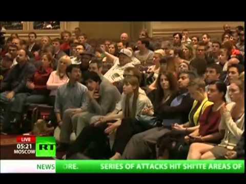 Third Party Presidential Debate and pre-debate show - Full Version