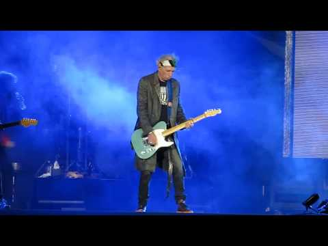 The Rolling Stones - Street Fighting Man @ Red Bull Ring, Spielberg 16.09.2017