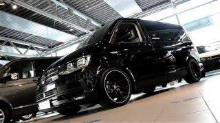 VW T6 - Tuning - Schmidt Revolution - Volkswagen Automobile Hamburg - Volkswagen Nutzfahrzeugzentrum