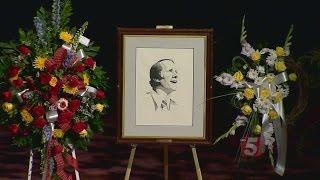 George Hamilton IV Memorial Service Held At Ryman Auditorium