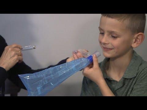 Boys Town Breath Hydrogen Test