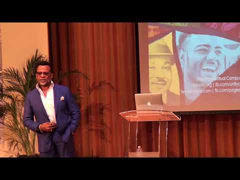 2-11-2018  The Gospel of Inclusion - Bishop Carlton Pearson  |  First Unity Spiritual Campus