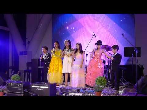 I Am But A Small Voice  -  (Expression Music Academy Kids)