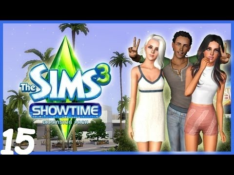 Let's Play: The Sims 3 Showtime - (Part 15) - Master Acrobat