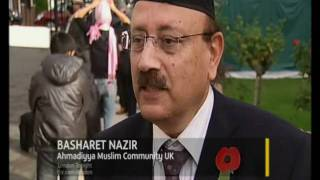 Young Muslims turn up in force to collect money for the Poppy Appeal