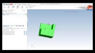 SprutCAM: 2.5D Обработка