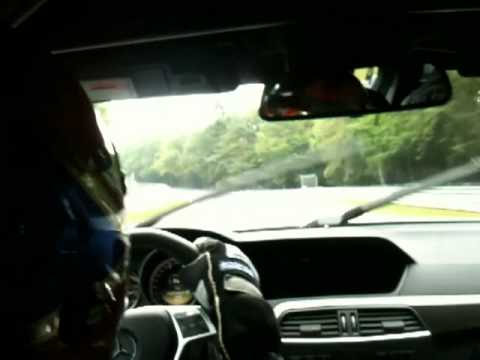 Maylander - Nordschleife - C63AMG. Back seat driving from Metro F1