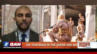 Ahmadiyya Muslim explains difference between ISLAM and Radical Muslim Terrorism
