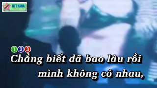 [Karaoke - beat] Chúng Ta Chưa Vì Nhau Remix - Bằng Cường