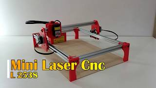 Mini Laser Cnc L2538