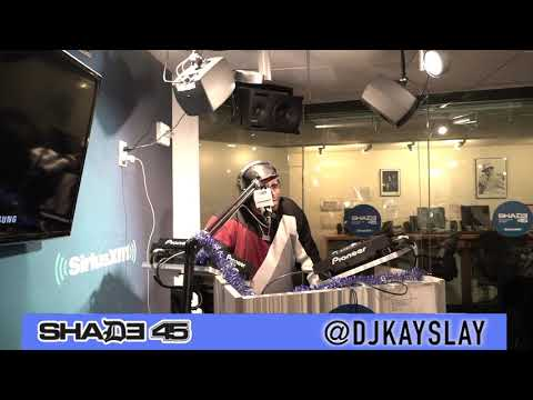 Uncle Murda Interview with Dj Kayslay at Shade45