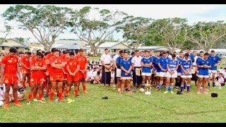 Tupou College vs Tonga College - U18 Tongatapu Secondary Schools Rugby Finals - Second half