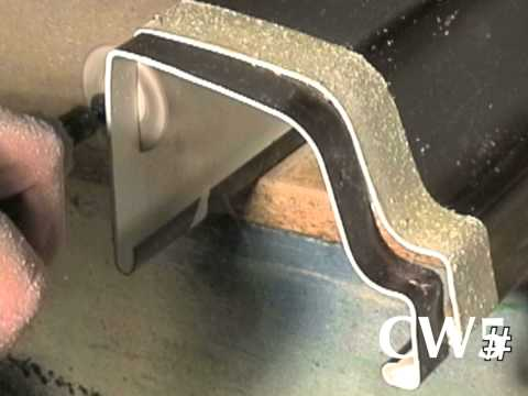 Large Carbide Cutting Wheel - CW5 By Dura-GRIT