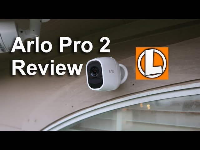 Top 10 Wireless Security Camera Systems of 2019   Video Review
