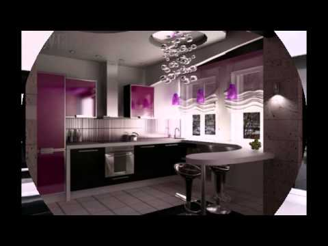 Черные кухни в интерьере