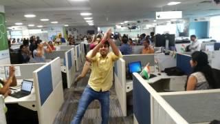 Capgemini Bangalore 6B-3F Flashmob thumbnail
