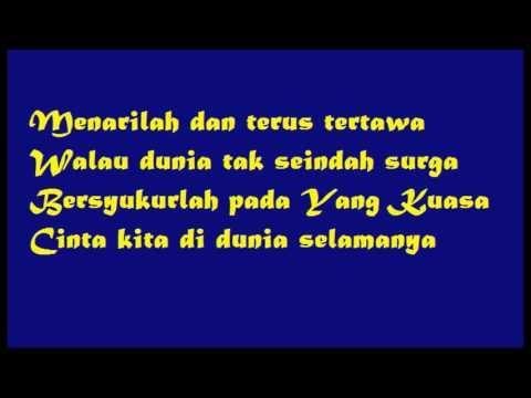 Lirik Lagu Nidji - Laskar Pelangi