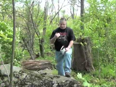 GOD HAS NOT GIVEN US THE SPIRIT OF FEAR: by Len Paxton At GETTYSBURG, PA 2011