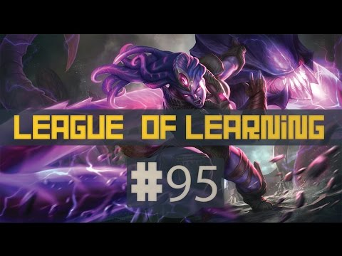 League Of Legends Learning ITA #95 - Illaoi Top (ANOTHER GAME WITH BOOSTED)