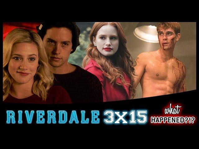 RIVERDALE 3x15 Recap: Breakups & Secrets Revealed - 3x16 Promo | What Happened?!