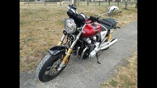 J'Essaie La Honda Cb1100 Rs ! Un Régal ! - Motovlog N°3