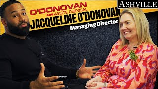Jacqueline O'Donovan talks Women in Construction, Waste and Haulage