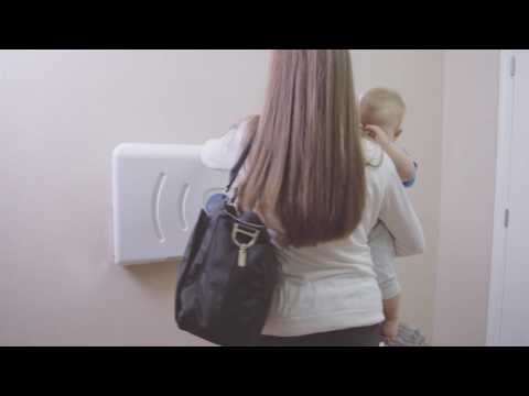 Karma Baby Diaper Changing Station