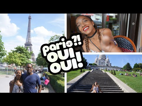Travel Diary! PARIS!